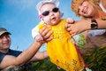 Free Happy Family Stock Photography - 15030352