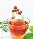 Free Fruit Raspberry Tea Royalty Free Stock Images - 15033339
