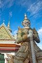 Free Thai Antique Giant Royalty Free Stock Photos - 15035648