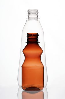 Free Bottles And Shape Stock Photography - 15030712