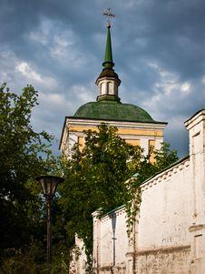 Free Kiev, Ukraine - Orthodox Church Against Sky Royalty Free Stock Images - 15031189