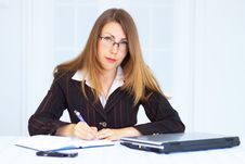 Free Business Woman Stock Images - 15031464