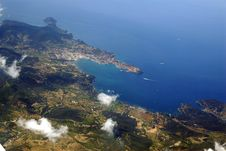 Italy, Island Of Elba, Landscapes Royalty Free Stock Photography