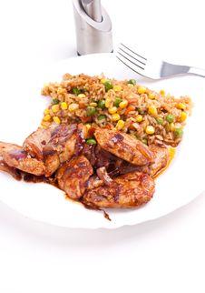 Free Chinese Recipe Stock Photo - 15031550
