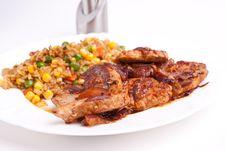 Free Chinese Recipe Stock Image - 15031571
