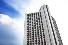 Free Modern Hotel Building In Kiev, Ukraine Stock Photography - 15032602