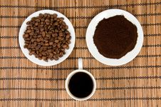 Free Assortiment Of Coffee Stock Photo - 15033890