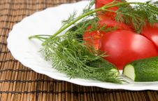 Free Salad Royalty Free Stock Photos - 15034248