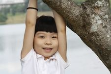 Free Smiling Girl Stock Photography - 15036382