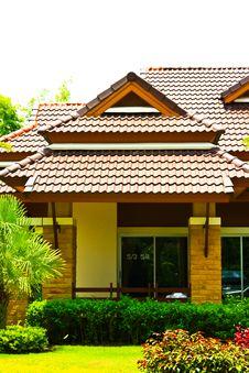 Free The Villa Stock Photos - 15036543