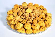 Free Cookies Royalty Free Stock Photos - 15036588
