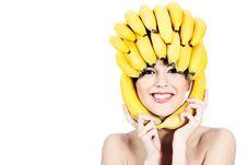 Free Banana Hat Stock Photography - 15036782