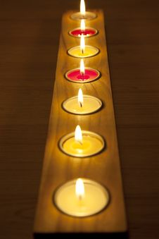 Free Candle Royalty Free Stock Image - 15037266