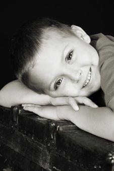 Free Beautiful Boy Stock Images - 15038724