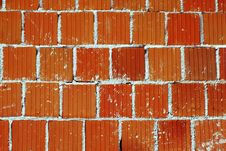 Bricks Wall Royalty Free Stock Photos