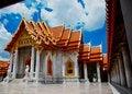 Free Wat Benchamabophit Royalty Free Stock Images - 15041199