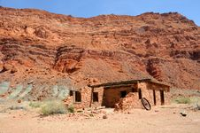 Free Lee S Fort Along Colorado River Stock Photo - 15040630