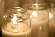 Free Candle Light Royalty Free Stock Images - 15041659