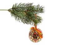 Free Christian Tree Ball Stock Images - 15041854