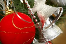 Free Christmas Decoration Royalty Free Stock Photos - 15041888
