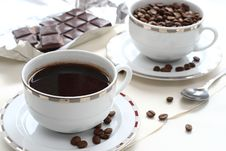 Free Coffee Cup Royalty Free Stock Photography - 15042477