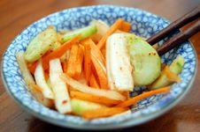 Free Kimchi Salad Stock Photos - 15044673