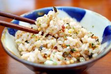 Free Rice Bowl Royalty Free Stock Images - 15044679