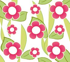 Free Abstract Floral Background Stock Photos - 15045543