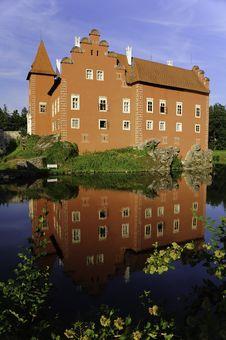 Free Chateau Cervena Lhota Stock Photography - 15047272