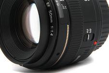 Free Black Lens Stock Images - 15048534