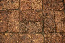 Free Tile Bricks Floor Royalty Free Stock Photography - 15048707