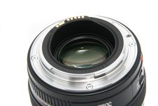 Free Black Lens Stock Photo - 15048750