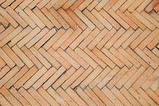 Free Tile Bricks Floor Royalty Free Stock Image - 15048786