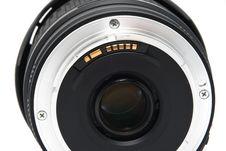 Free Black Lens Royalty Free Stock Image - 15048806