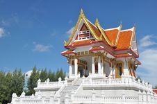 Free Putthasihing Buddha Hall Stock Photography - 15049692