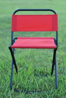 Free Fold Chair Royalty Free Stock Photo - 15049885