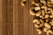 Free Background Made Of Delicious Nuts Stock Images - 15049894