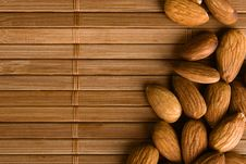 Free Background Made Of Delicious Nuts Royalty Free Stock Photos - 15049908