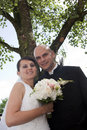 Free Bride And Groom Stock Photos - 15054033