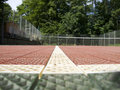 Free Tennis Court Royalty Free Stock Photos - 15055358