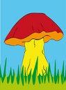 Free Mushroom Royalty Free Stock Images - 15058109
