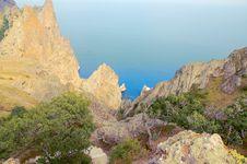 Free Sea And Mountains Stock Photos - 15050033