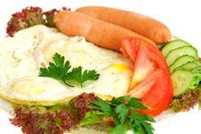 Free Breakfast Stock Photos - 15050203