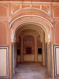 Free Jaipur Hawa Mahal Palace, India Stock Image - 15050261