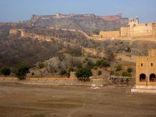 Free Jaipur Palace Fort, India Stock Photography - 15050302