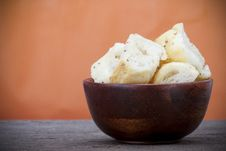 Free Bowl Of Croutons Royalty Free Stock Photography - 15050757