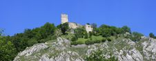 Free Castle Of Randeck Stock Photography - 15052052