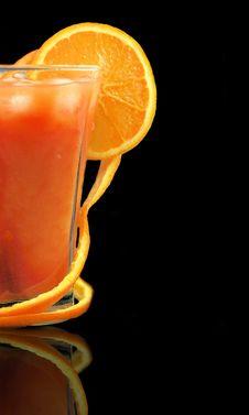 Free Tequila Sunrise Stock Image - 15052121