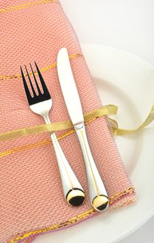 Free Knife And Fork Stock Image - 15052691