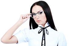 Free Elegant Businesswoman Royalty Free Stock Photos - 15052968